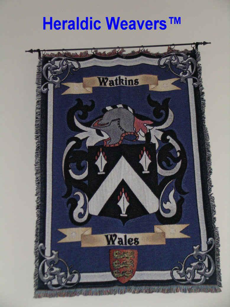 Heraldic weaverstmnorwegian family crests giftsnorwegian coat watkins2bigg 186992 bytes buycottarizona