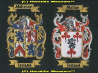 We also manufacture beautiful coat of arms hand embroideries ,suitable ...